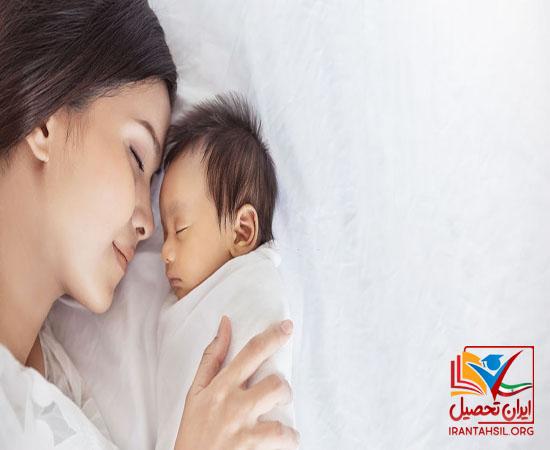 تاثیر اعتیاد مادر شیرده در نوزادان و درمان های نگهدارنده با آگونیست