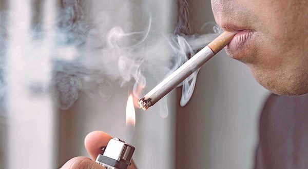 آیا سیگار تست اعتیاد را مثبت میکند؟