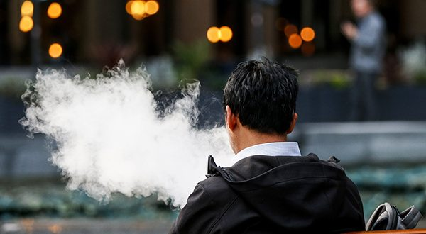 تشخیص فرد سیگاری
