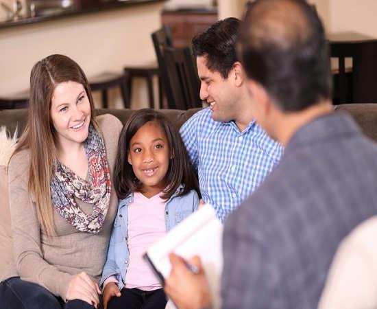 حل اختلاف بین اعضای خانواده