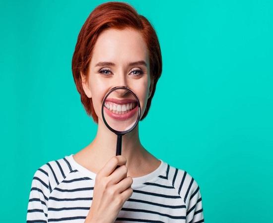 دندان های سالم تر