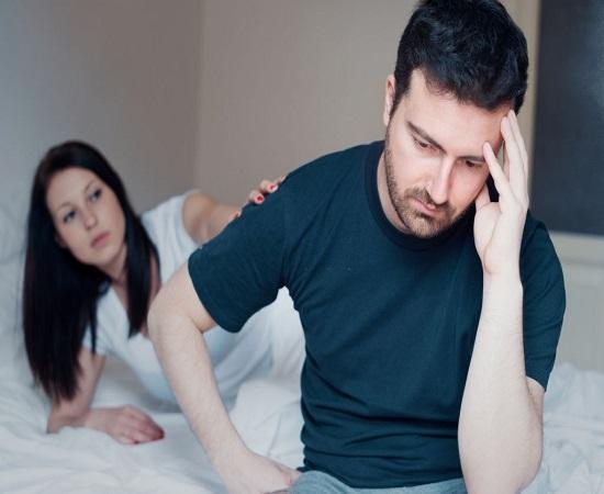 علت های اختلال نعوظ از نظر روانی
