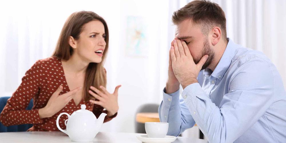علت تغییر رفتار زوجین قبل از ازدواج
