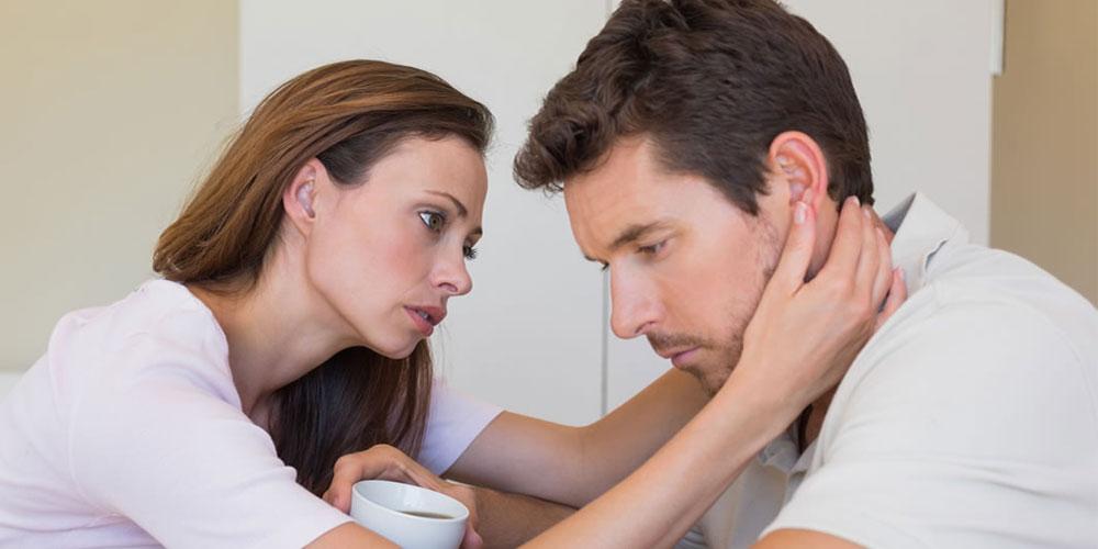علت تغییر رفتار مردان