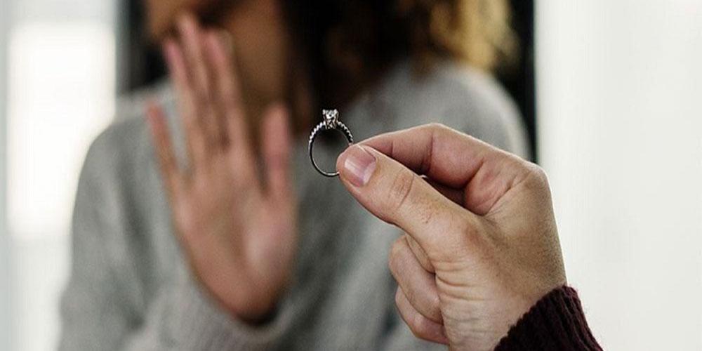 دلایل ترس از ازدواج