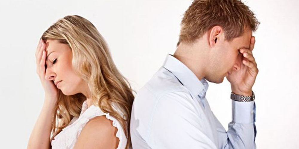 پیامدهای ازدواج بدون عشق