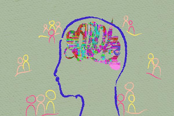 افراد دارای اسکیزوفرنی