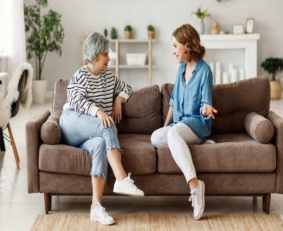 چگونه با مادر شوهر حرف بزنیم؟
