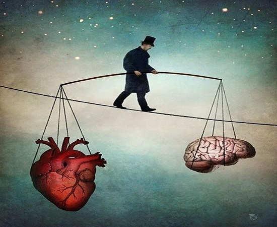 تعادل را رعایت کنید