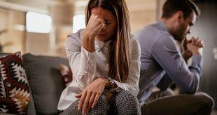 طلاق عاطفی زن و شوهر