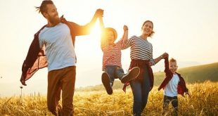 ویژگی های خانواده خوشبخت